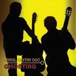 Brasil Guitar Duo Ghosting CD cover