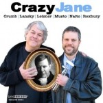 Crazy Jane CD cover